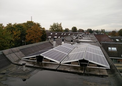 Zonnepanelen in Berkel